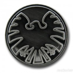 Badge métal Marvel / Marvel label pin S.H.I.E.L.D.