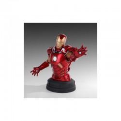 Marvel Comics buste Deluxe 1/6 Iron Man (Avengers) 16 cm